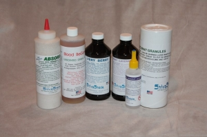 STARTER KIT#2(Absorb-It,Very Berry, Very Lavender, Blood BeGone,Suture BeGone, UnDo and NTO Bio Mint ) 1TIME ONLY