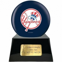 #IUKR327 NEW YORK YANKEE BALL URN